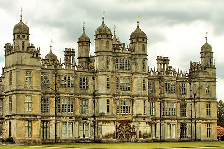Burghley House, Cambridgeshire