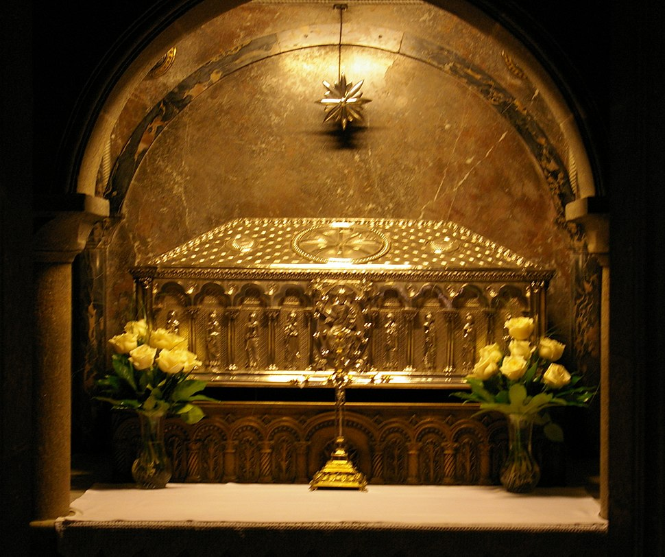 Burial-place of Saint James the Greater