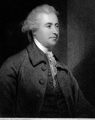 Conservatism in the United Kingdom - Edmund Burke