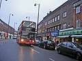 Bus on Chase Side, Southgate - geograph.org.uk - 2209301.jpg