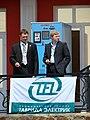 Businessmen at a Convention - Listvyanka - Russia (3794325124).jpg