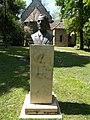 Bust of Albert Wass by Janos Andrassy Kurta, 2017 Margaret Island.jpg
