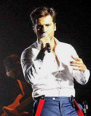David Bustamante - Bustamante in 2015