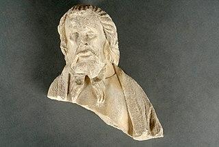 Buste d'apôtre du tombeau de Clément VII