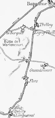 Butte de Warlencourt