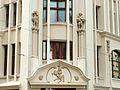 Bydgoszcz-dawny Dom Towarowy-ozdoby figuralne.JPG