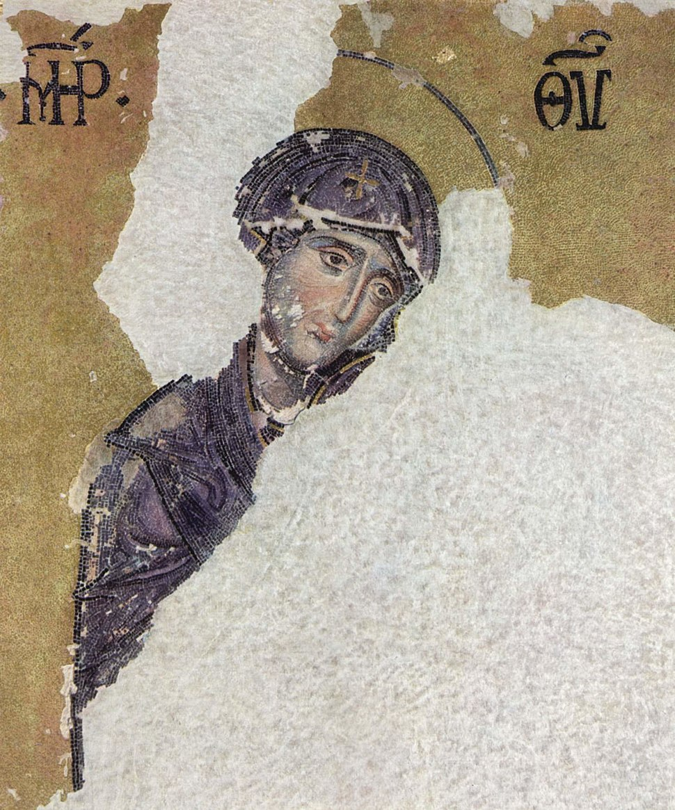 Byzantinischer Mosaizist des 12. Jahrhunderts 002