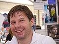 Cédric Bannel - Comédie du Livre 2011 - Montpellier - P1160090.jpg