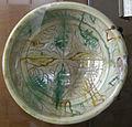 C.sf., italia del nord, ciotola, ceramica graffita arcaica, fine XV-inizio XVI secolo.JPG