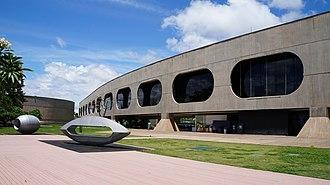 Centro Cultural Banco do Brasil - Image: CCBB BSB (8197422842)