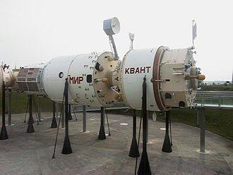 Cité de l'espace - Full-size Mir Space Station, Cité de l'Espace