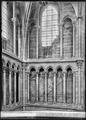 CH-NB - Lausanne, Cathédrale protestante Notre-Dame, vue partielle intérieure - Collection Max van Berchem - EAD-7306.tif