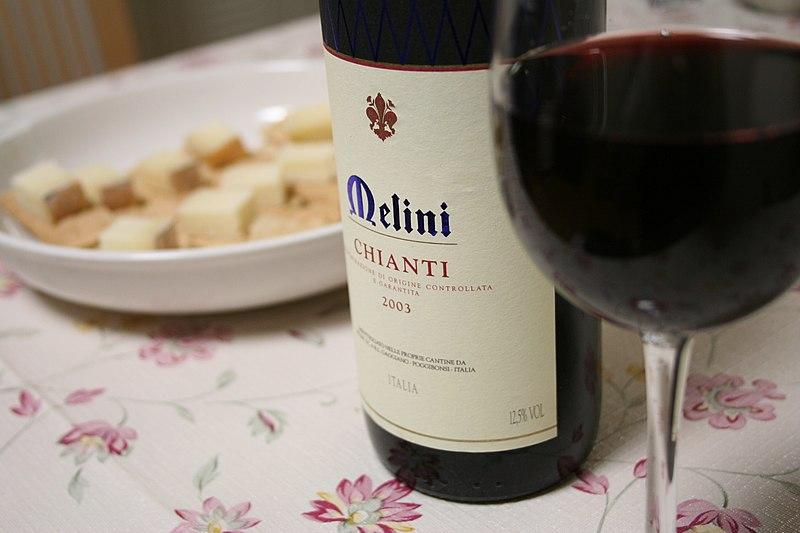 Vinhos italianos nomes