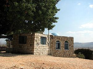Huqoq - Tomb of Habakkuk