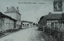 CP 08474 Blaize sous Arzillieres 1909.jpg