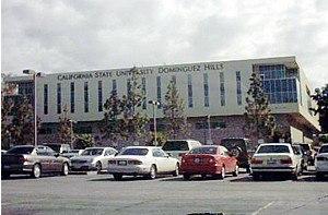 Carson, California - California State University, Dominguez Hills (CSUDH) campus