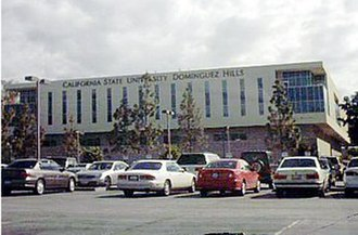 California State University, Dominguez Hills - Welch Hall, a building on the campus of CSU Dominguez Hills