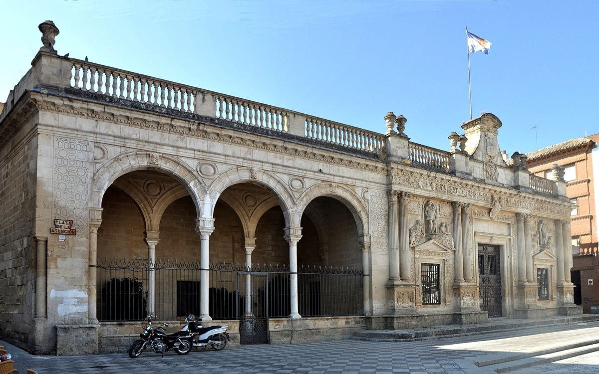 Antiguo ayuntamiento de jerez de la frontera wikipedia for En jerez de la frontera