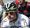 Cadel Evans Tour 2010 stage 1 start.jpg