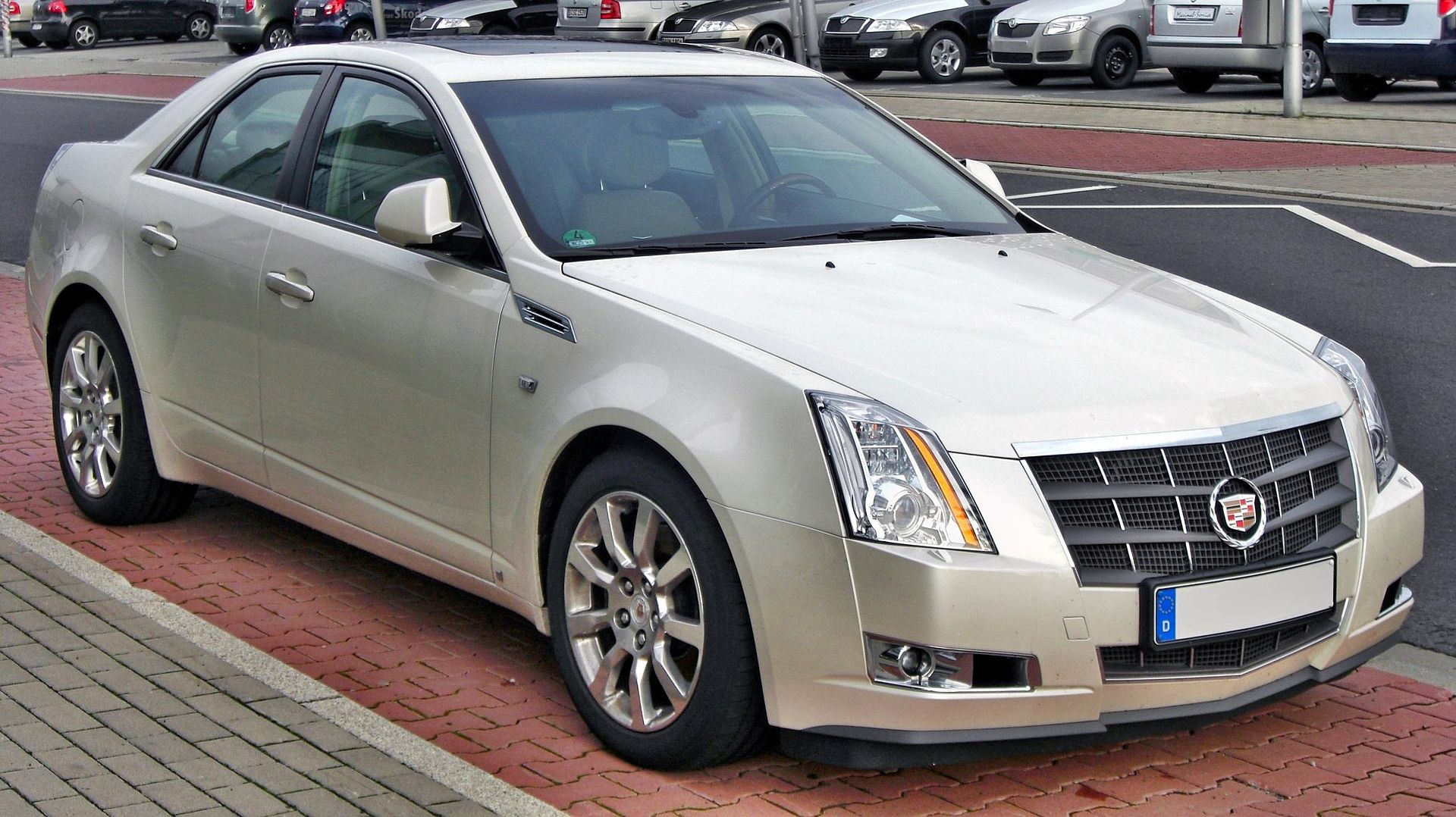 cadillac cts wikipedia. Black Bedroom Furniture Sets. Home Design Ideas