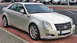 Cadillac CTS Limousine (2007–2011)