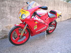 Image illustrative de l'article Cagiva 125 Mito