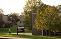 Cairn University, campus including BLC and Music Building, fall 2012.jpg