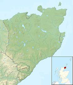 Dounreay is locatit in Caithness