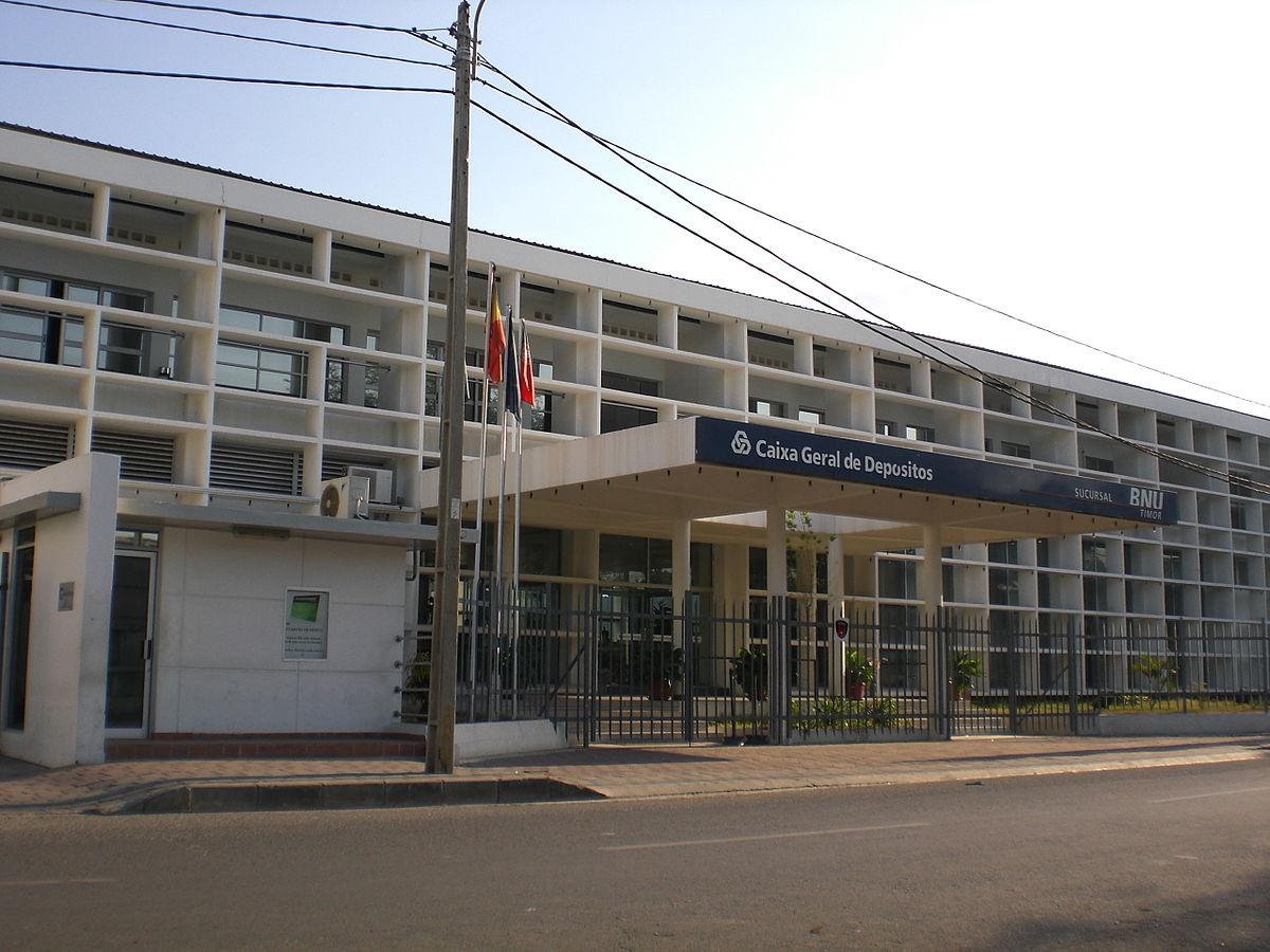 Banco Nacional Ultramarino building, Dili - Wikipedia