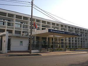 Caixa Geral de Depósitos-Building-Dili-2009
