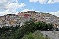 Calitri - Panorama del borgo dalla strada provinciale.jpg