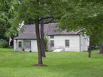 Callahan House (Milford, Pennsylvania) - Callahan House, National Park Service photo
