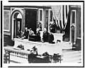 Calvin Coolidge speaking in House of Representatives chamber LCCN94503426.jpg