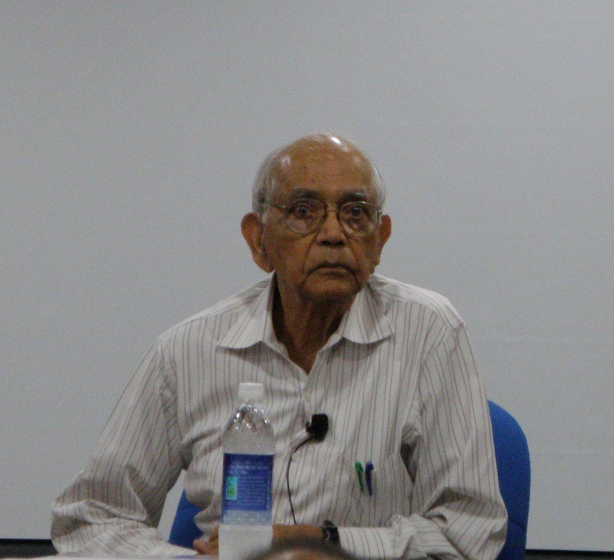 Dissertation on Satish Gujaral ?