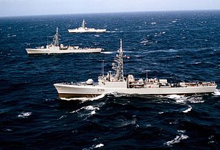 <i>Restigouche</i>-class destroyer
