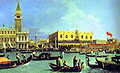 Canaletto, The Bucintoro at the Molo on Ascension Day, c. 1732.jpg