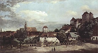 Pirna from the South