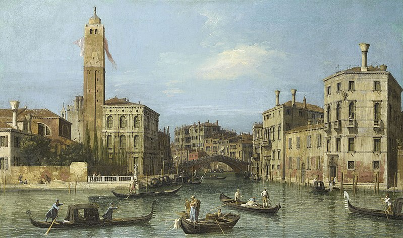 File:Canaletto - S. Geremia and the Entrance to the Cannaregio RCIN 400532.jpg