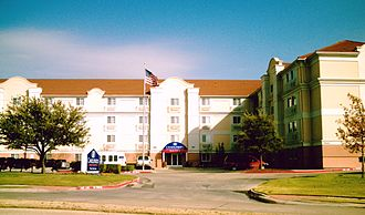 Candlewood Suites - Candlewood Suites facility in Irving, Texas