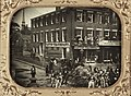 Canton Tea Company and Union Fire Company Number Two, Fourth and Olive Street, Northwest Corner.jpg
