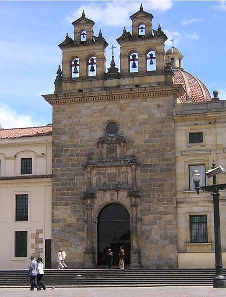 Archivo:Capilla del Sagrario de la Catedral Primada.JPG