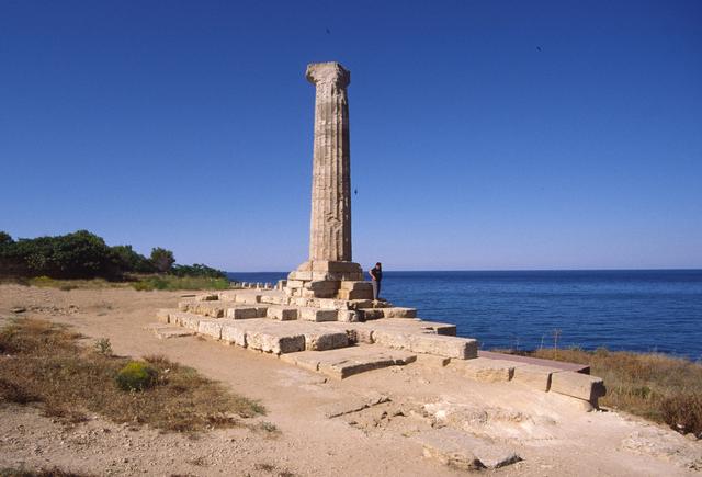 Resti archeologici di Capo Colonna