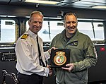 Capt. Jerry Kyd presents a plaque 170808-N-SJ730-109.jpg