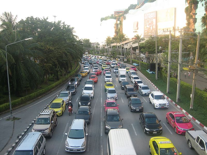 Melhor forma de ir do aeroporto para o centro de Bangkok