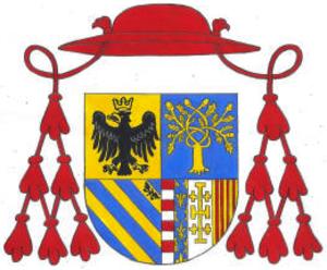 Giulio della Rovere - Coat of Arms of Cardinal Giulio della Rovere.