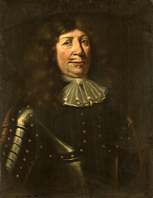 Siege of Groningen - Image: Carel Rabenhaubt (1670)