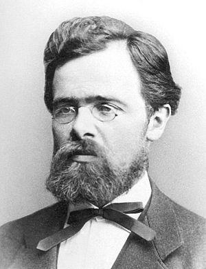 Carl von Linde - Carl von Linde in 1868