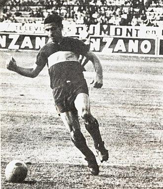 Carmelo Simeone - Simeone at Boca Juniors