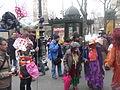 Carnaval des Femmes 2015 - P1360700 - Place du Châtelet (Paris).JPG