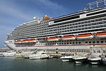 Carnival Vista docked in Valletta hnapel 10.jpg